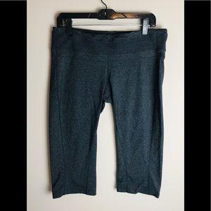 Prana Legging Gray Pants Women's Size XL Yoga Pant